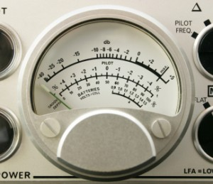 iStock decibel measurement